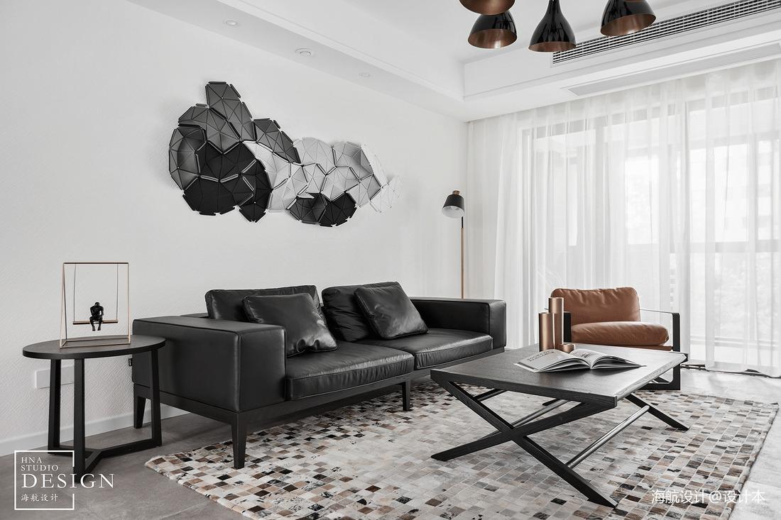 精美大小92平现代三居客厅欣赏图片