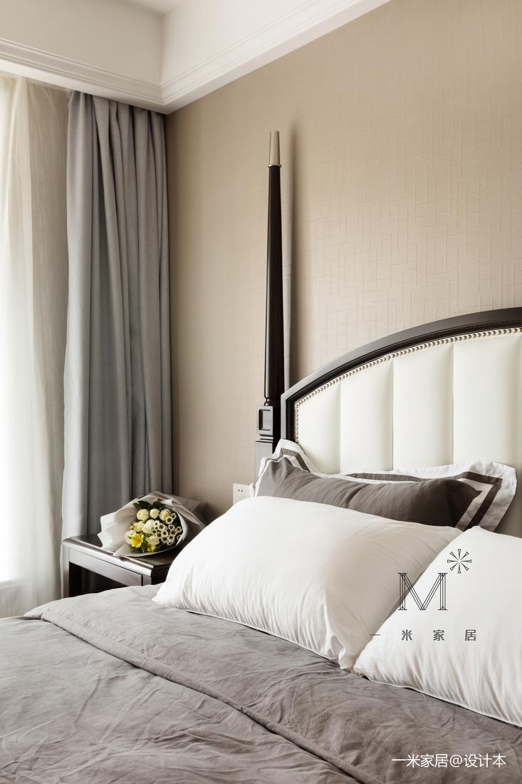 华丽101平美式三居装饰图