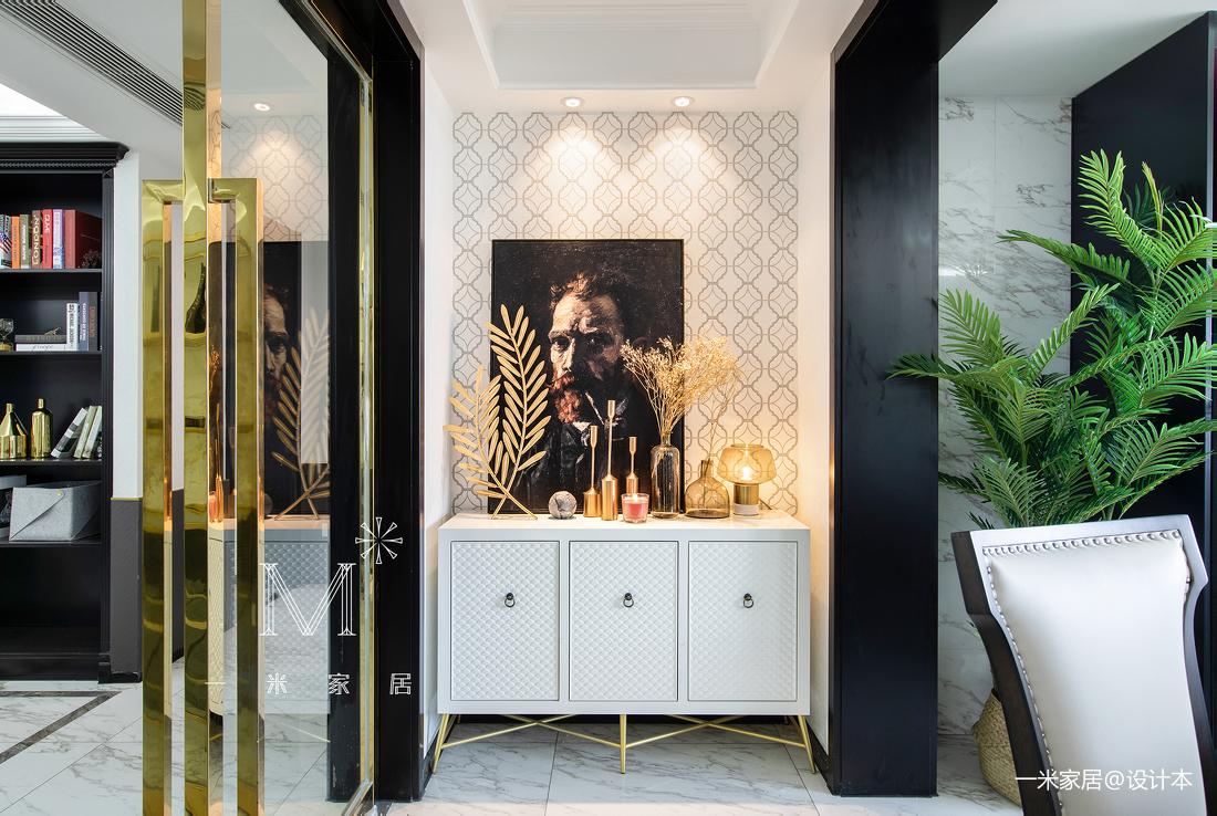 质朴83平美式三居装饰美图
