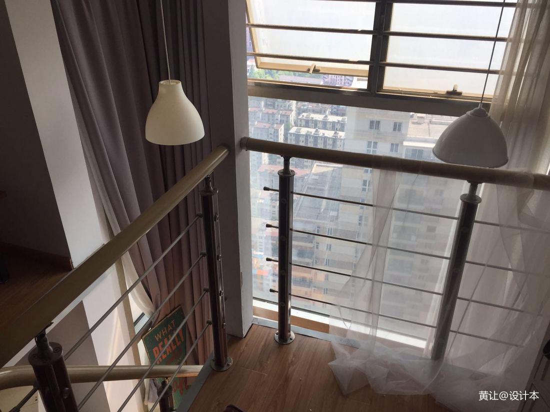 2018小户型阳台混搭装修实景图