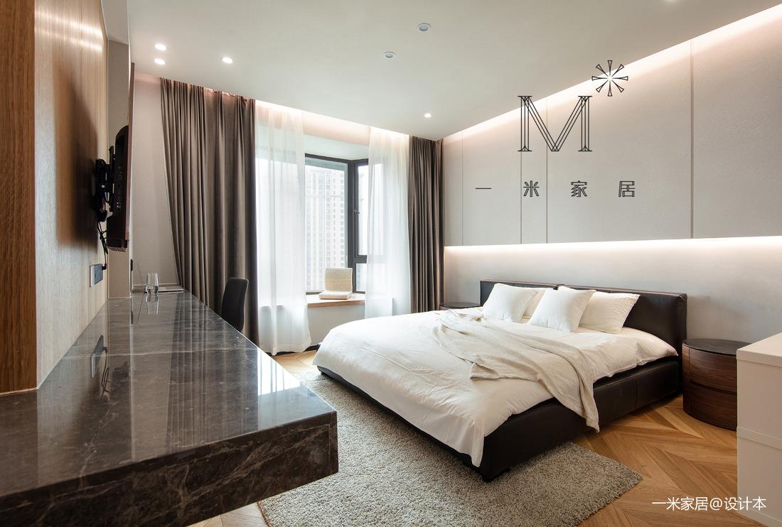 温馨74平北欧三居客厅装修案例