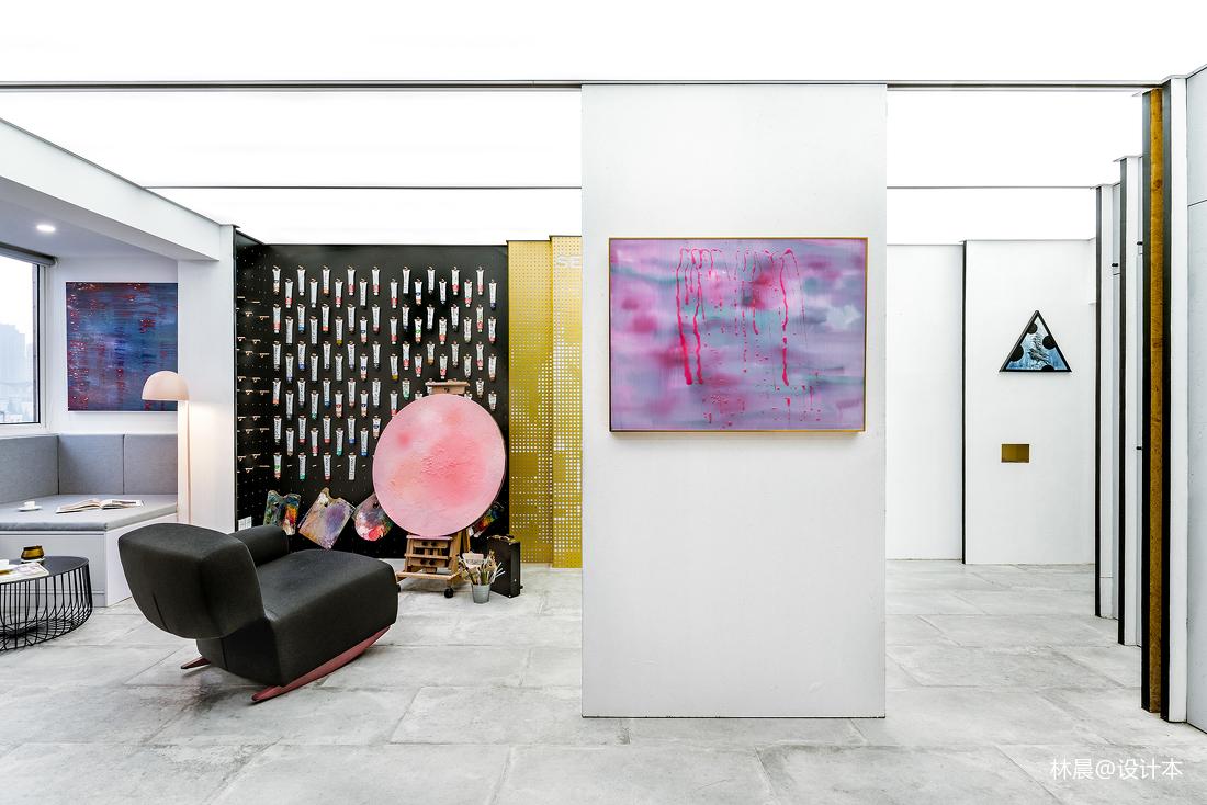 热门面积70平小户型客厅现代装修实景图片大全