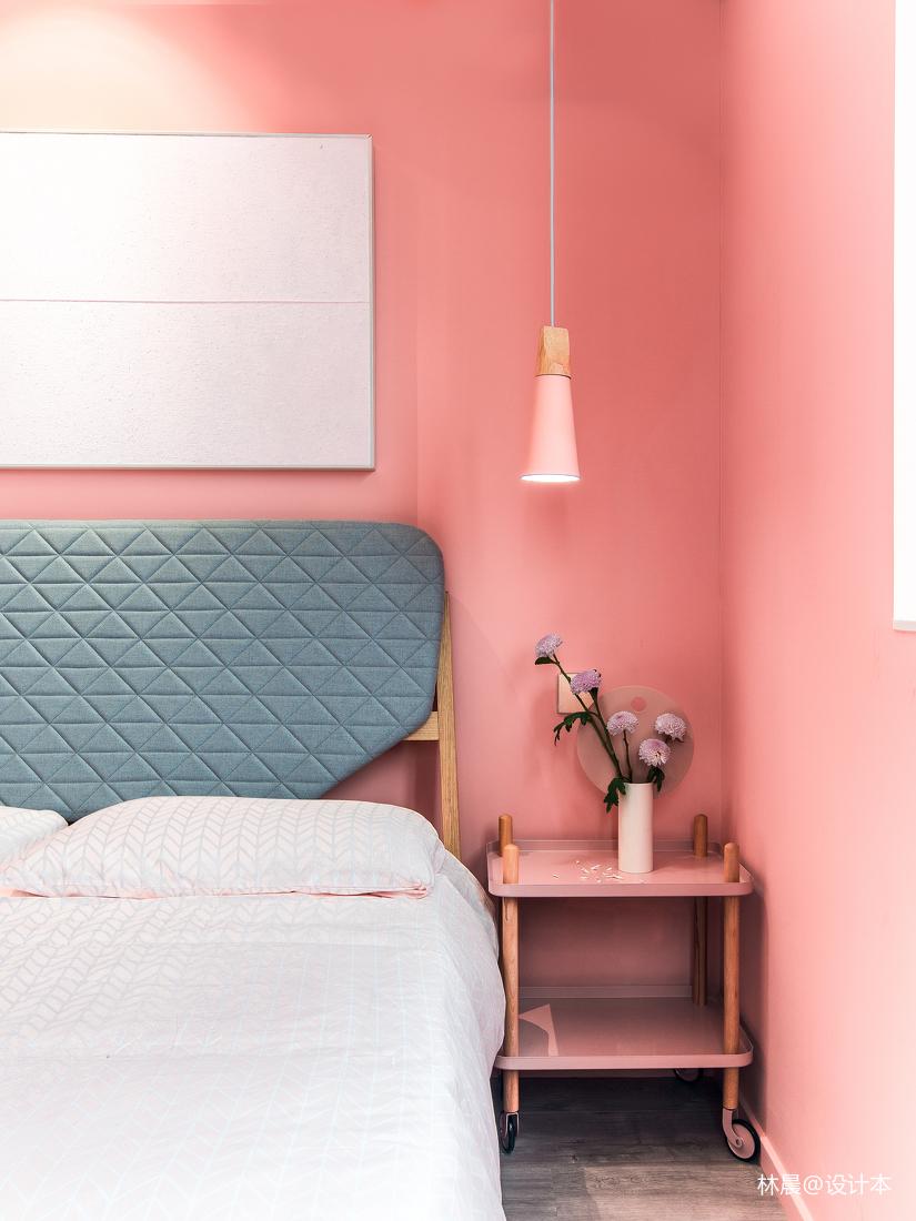 201875平米现代小户型卧室装修欣赏图片大全