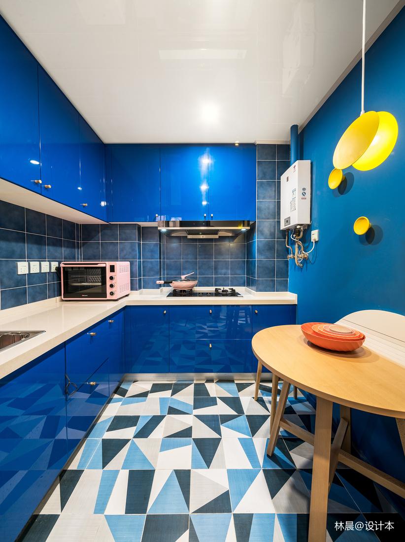 精选小户型厨房现代装修欣赏图