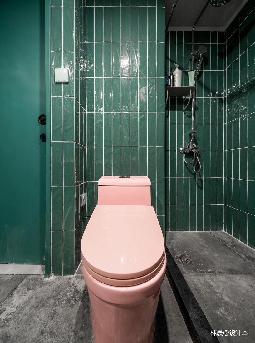 热门小户型卫生间现代效果图