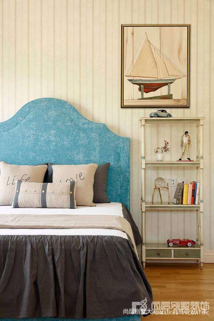 精美中式别墅儿童房装修效果图片欣赏