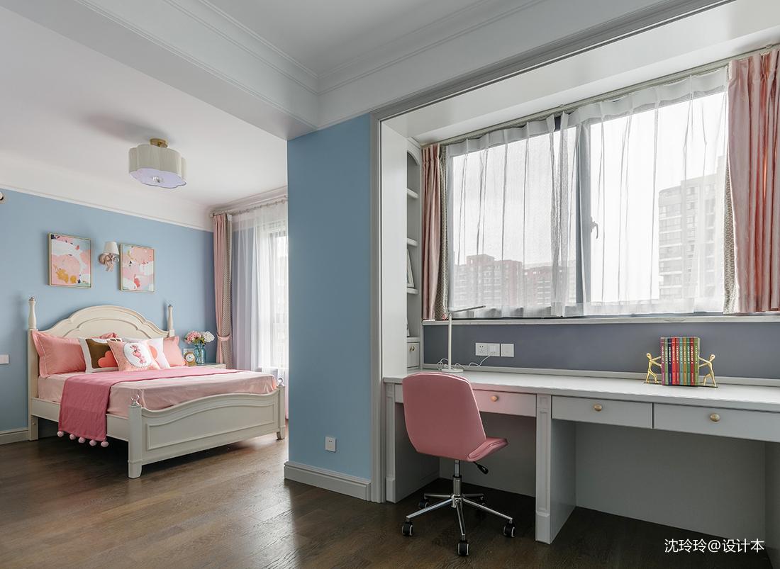 精美美式四居儿童房装修图片大全