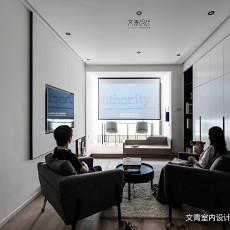 精选92平方三居客厅现代实景图片