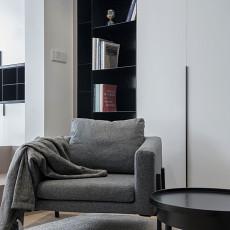 精选97平方三居客厅现代装修效果图片大全