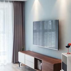 2018精选100平米三居客厅北欧实景图片欣赏