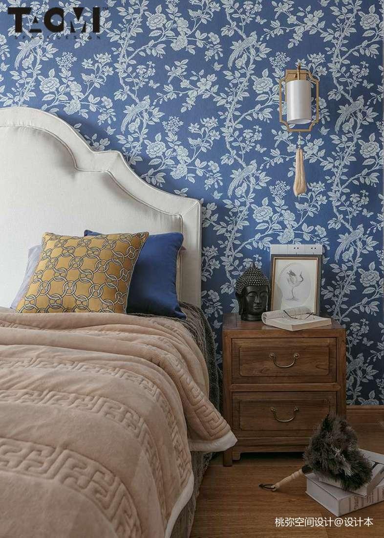 精美141平米四居卧室中式效果图片欣赏