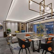 精选新古典客厅实景图