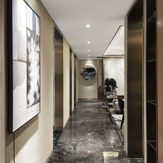 2018新古典客厅装修图片欣赏