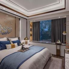 精选新古典卧室实景图片