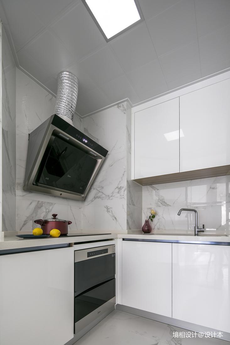 大客厅、中西厨、隐形门,79m²简约风竟装出100m²即视感_3325223