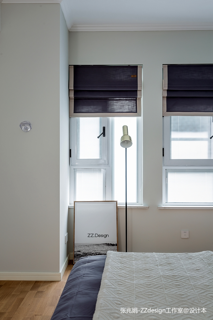 精选四居卧室北欧装修图片