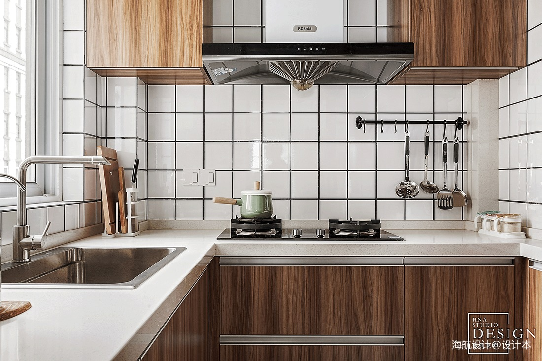 北欧风厨房设计
