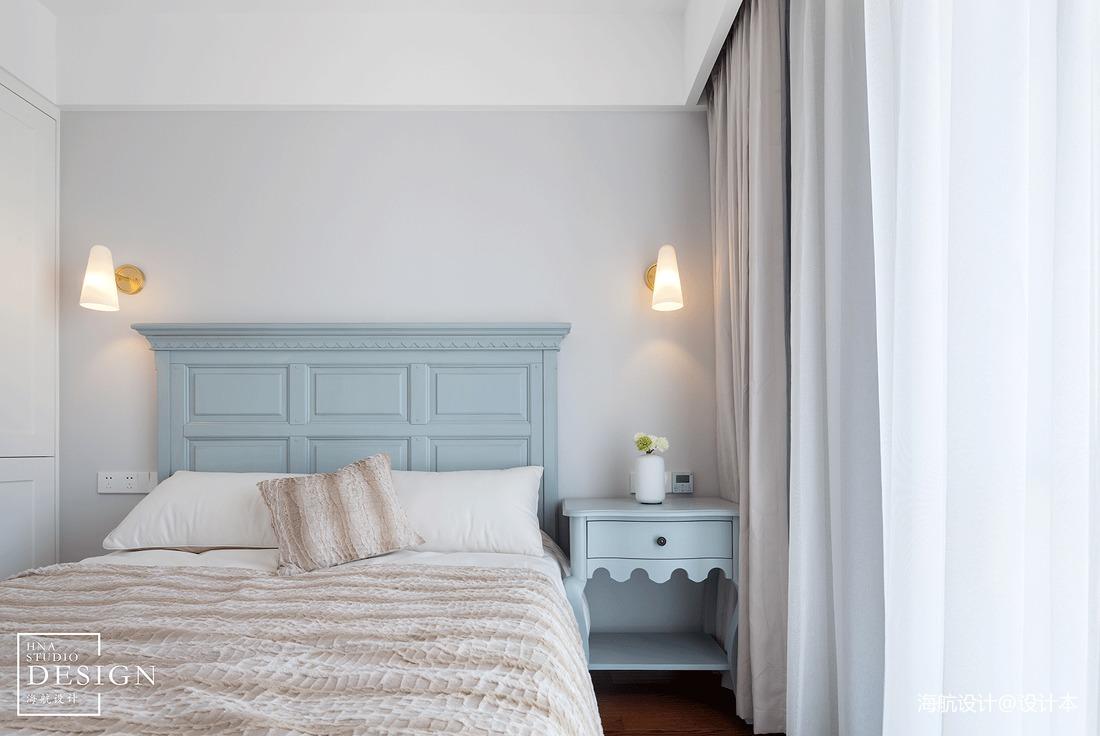 美式卧室壁灯设计