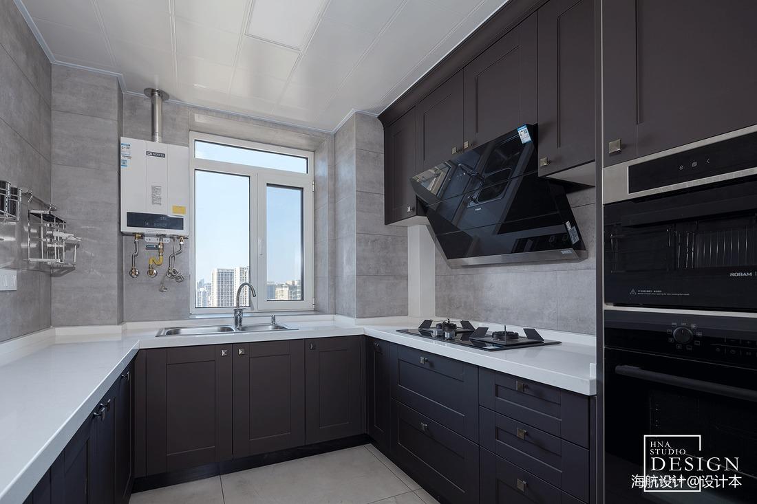 美式厨房橱柜设计