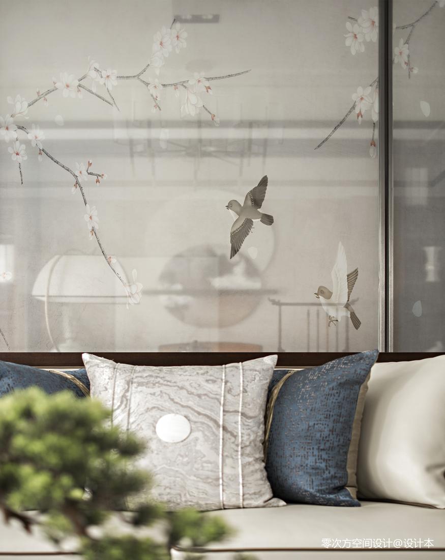 精选中式客厅装修设计效果图片
