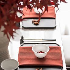 热门餐厅中式效果图片
