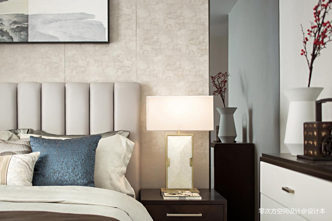 热门卧室中式装修实景图片