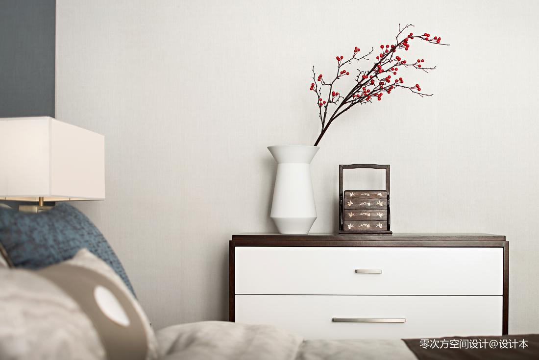 精选卧室中式装修图片欣赏