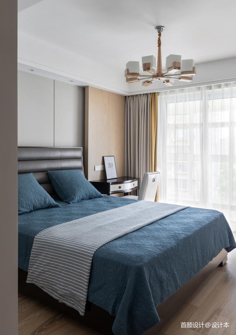 精选面积97平北欧三居卧室装修欣赏图片大全