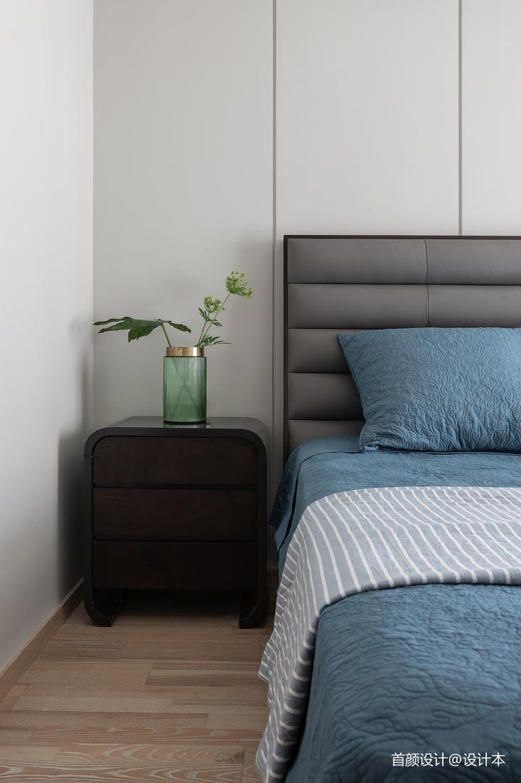 精美92平米三居卧室北欧装饰图