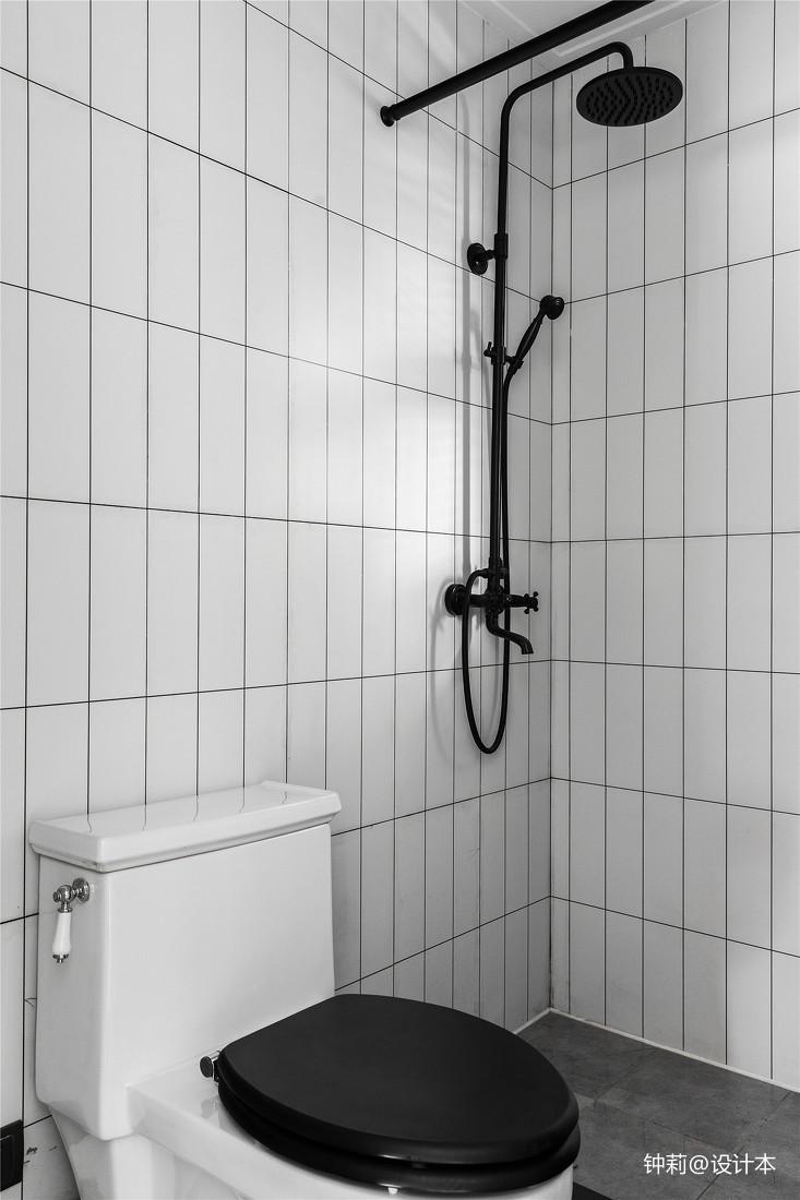 精美北欧三居卫生间装修图片欣赏