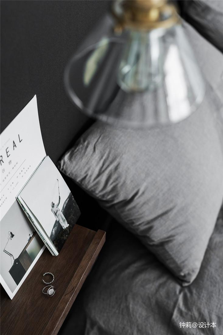 精选109平米三居卧室北欧装修设计效果图片欣赏