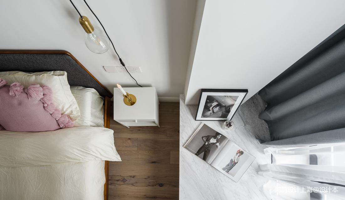 精选北欧二居卧室效果图片欣赏