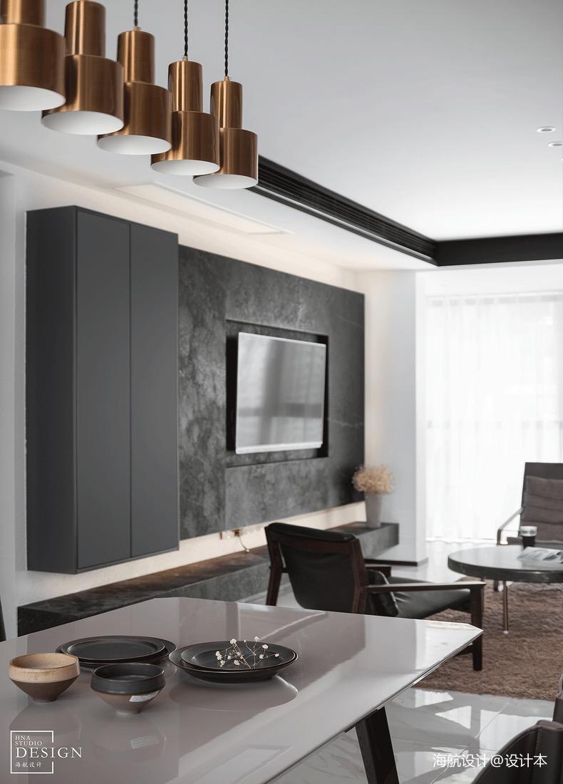 2018精选125平米四居客厅现代装修图片大全