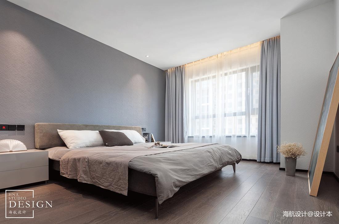 精美大小140平现代四居卧室实景图