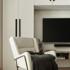 精选面积93平现代三居客厅设计效果图