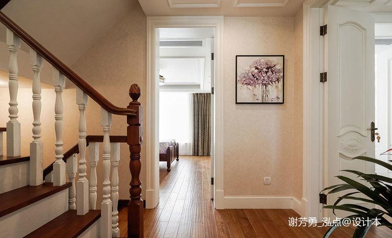 明亮641平美式别墅设计美图