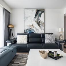 精美122平现代四居客厅图片欣赏