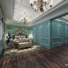 美式卧室墙面装饰