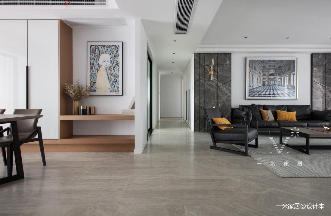 温馨69平现代二居客厅装修图片