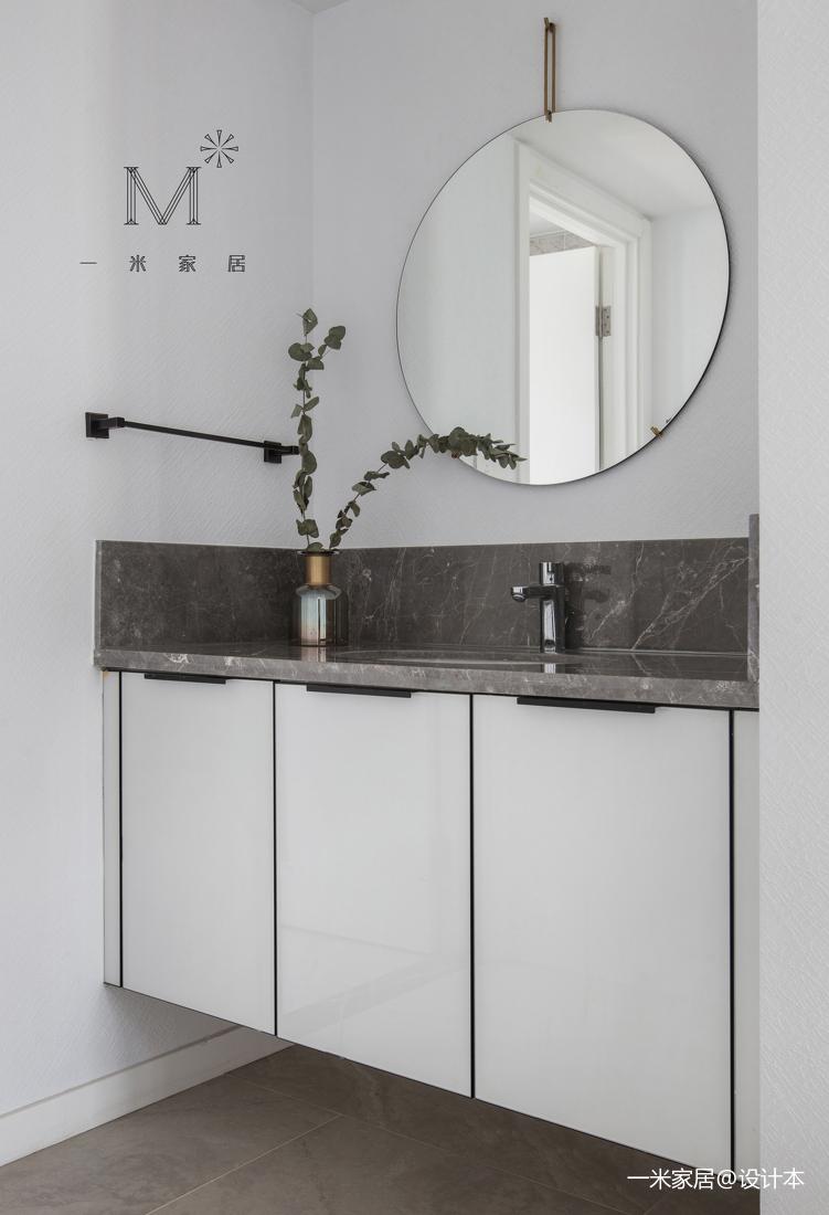 简洁69平现代二居客厅装饰图