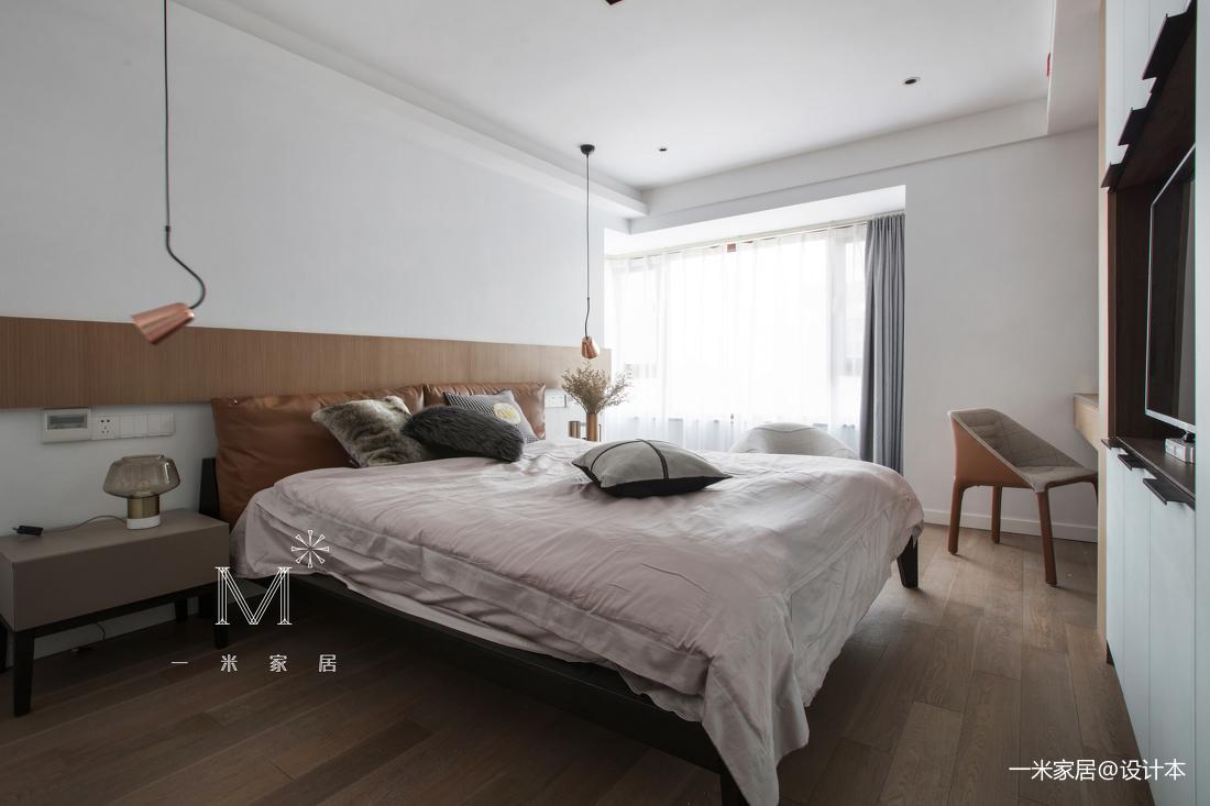 明亮56平现代二居客厅装修图片