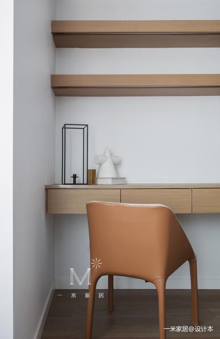 质朴89平现代二居设计案例