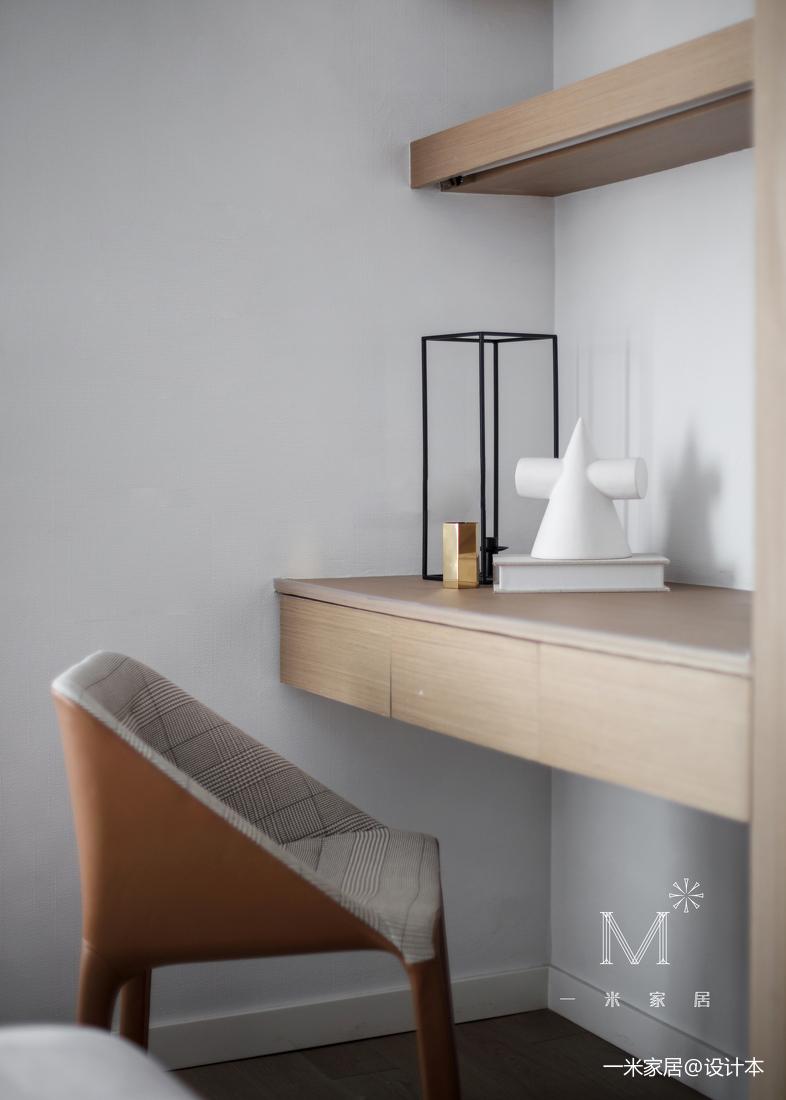 优雅78平现代二居客厅装潢图