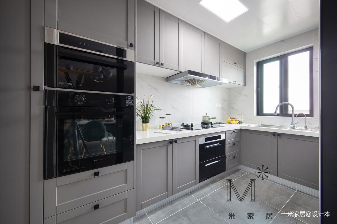 优美58平北欧二居厨房效果图片大全