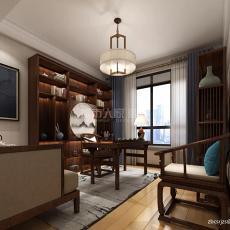 新中式书房吊灯