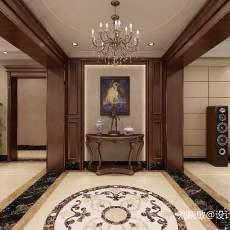 玄关地板瓷砖效果图