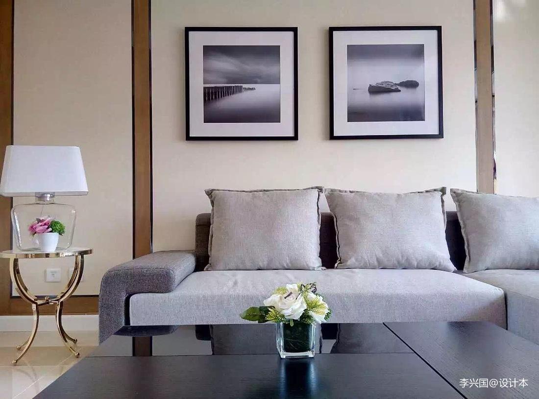 室内装修客厅背景墙