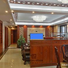 中式客厅家具摆放