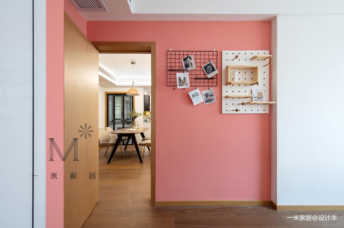 优美65平北欧二居装修装饰图
