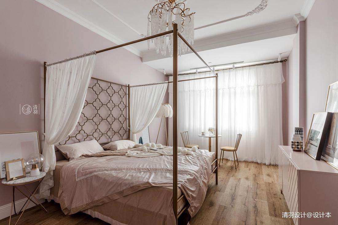 簡潔26平法式小戶型客廳裝飾美圖